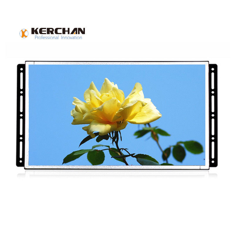 27 Inch Android Monitor Touch Screen Open Frame Wall Mount Installation